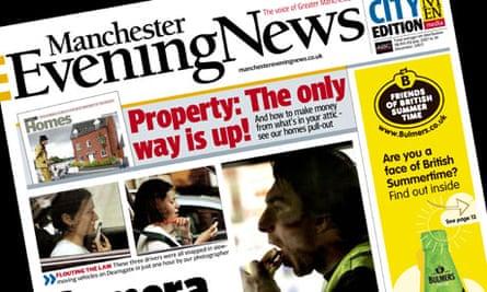 Manchester Evening News - August 2008