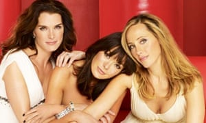 Lipstick Jungle: Brooke Shields, Lindsay Price and Kim Raver. Photograph: Living