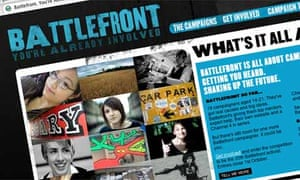 Battlefront screen grab