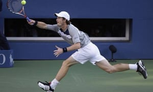 Andy Murray - US Open semi-final, 2008