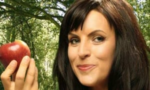 Anna Richardson presents The Sex Education Show. Photograph: Channel 4
