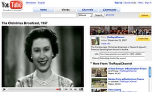 The Queen on YouTube's The Royal Channel