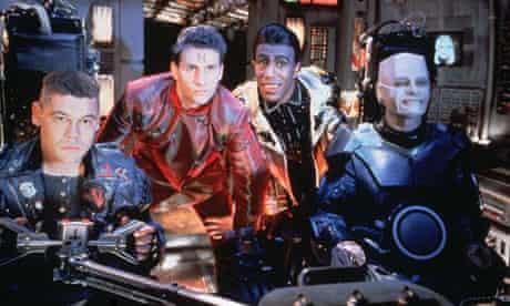 Red Dwarf original cast