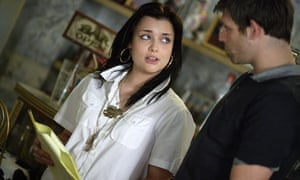 EastEnders - Whitney and Tony