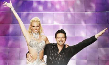 Strictly Come Dancing 2008: Tom Chambers