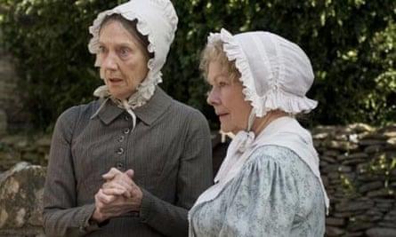 Cranford: Eileen Atkins and Judi Dench