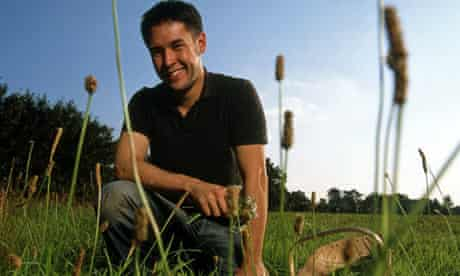 James Wong, ethno-botanist and presenter of Grow Your Own Drugs.