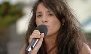 The X Factor 2008 - Laura White