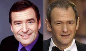 Jeff Stelling and Alexander Armstrong composite