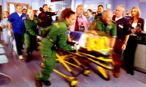 Casualty, series 16 (2001-2002)