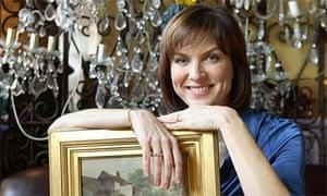 Fiona Bruce on Antiques Roadshow