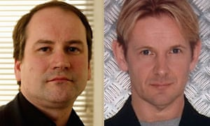 Bob Shennan and Andy Parfitt composite