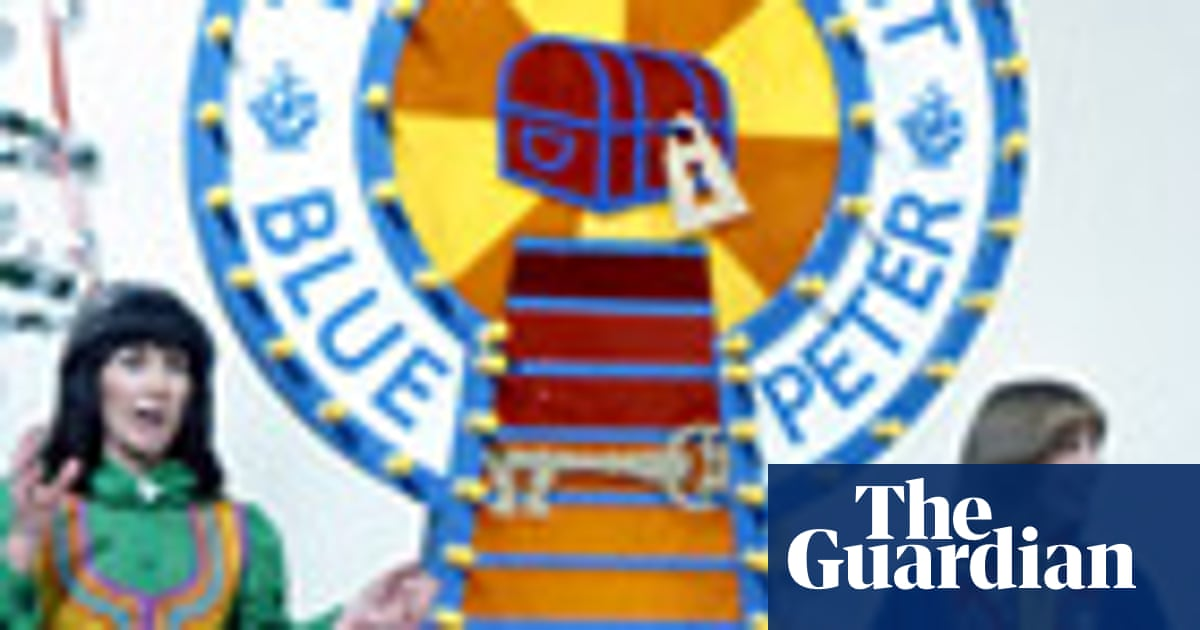 Blue Peter appeals from the last 36 years   Media   The Guardian