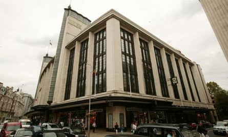 Northcliffe House, Kensington: Daily Mail HQ