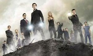 Heroes - series 3