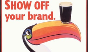 Newspaper Marketing Agency ad using the Guinness Toucan