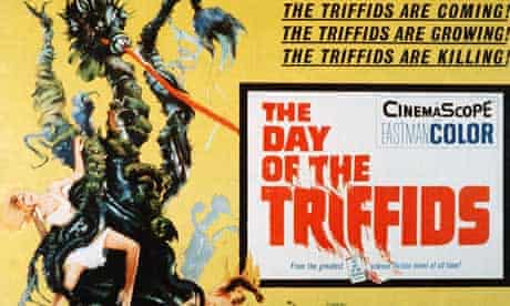 Day of the Triffids: 1962 film poster