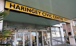 Haringey Civic Centre