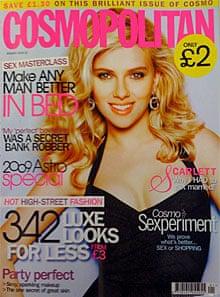 Cosmopolitan - January 2009 issue