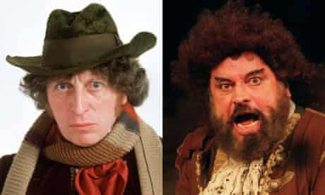 Tom Baker and Brian Blessed