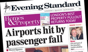 London Evening Standard - January 2009