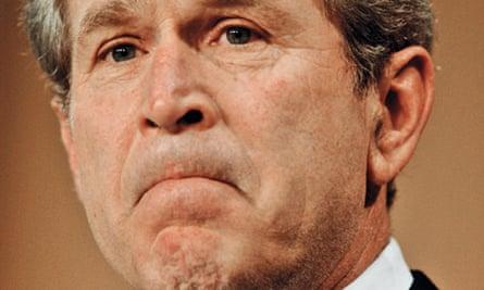 George Bush in Philips Power4Life advert