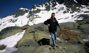 Palin's New Europe: Michael Palin in the Tatra mountains in Slovakia
