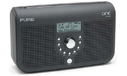 Digital radio - Pure One Elite