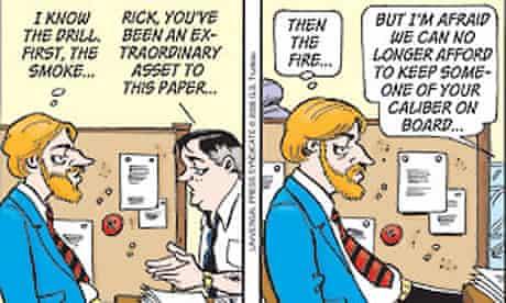 Doonesbury redundancy cartoon