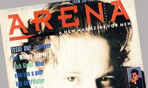 Arena magazine issue 1
