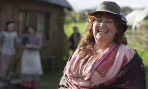 Dawn French in Lark Rise to Candleford