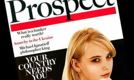 Prospect magazine - March 2009
