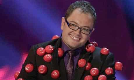 Alan Carr on Comic Relief 2009
