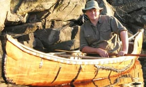 Ray Mears Survival. Photograph: ITV