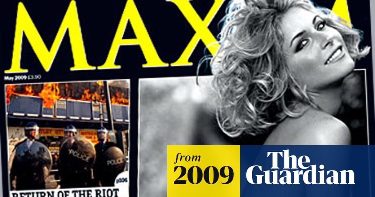 Maxim closes UK print edition | Media | The Guardian