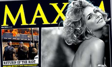 Maxim May 2009 edition