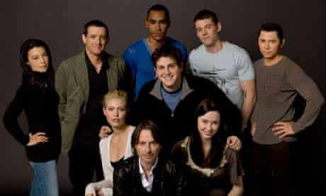 Cast of SGU: Stargate Universe
