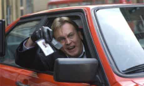 Philip Glenister as Gene Hunt in Ashes to Ashes