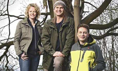 Autumnwatch: Kate Humble, Simon King and Chris Packham