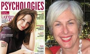 Psychologies - November 2009 and Louise Chunn