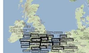 trendsmap twitter