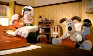 Wallace and Gromit in a Children in Need ad