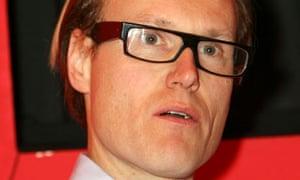 Will Gompertz, new BBC arts editor