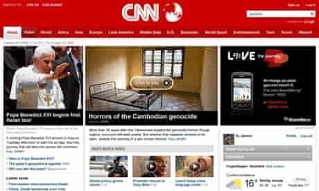 new cnn website relaunch october 2009