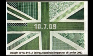 EDF ad cleared by ASA