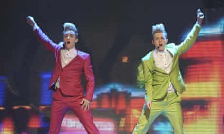 The X Factor 2009: John and Edward