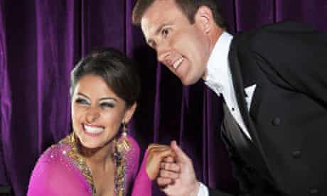 Strictly Come Dancing 2009: Laila Rouass and Anton Du Beke