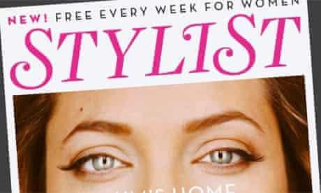 Stylist Magazine first issue - October 2009