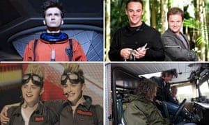 Doctor Who, I'm a Celebrity, The X Factor and Top Gear