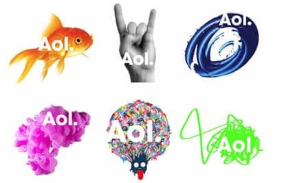 aol new logo
